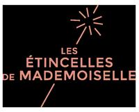 Logo etincelles de mademoiselle